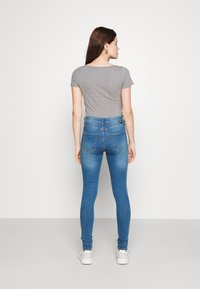 Dr.Denim - PLENTY - Jeans Skinny - storm mid blue - 2