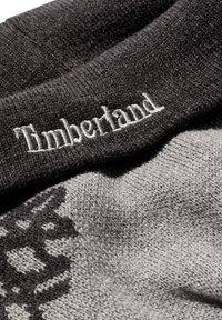 Timberland - REVERSIBLE - Beanie - light grey heather - 2