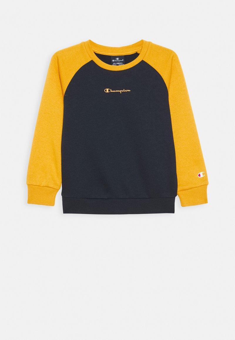Champion - LEGACY AMERICAN CLASSICS CREWNECK - Sweatshirt - dark blue