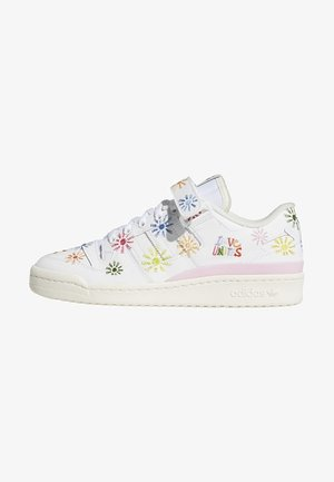 FORUM LOW PRIDE  - Trainers - white
