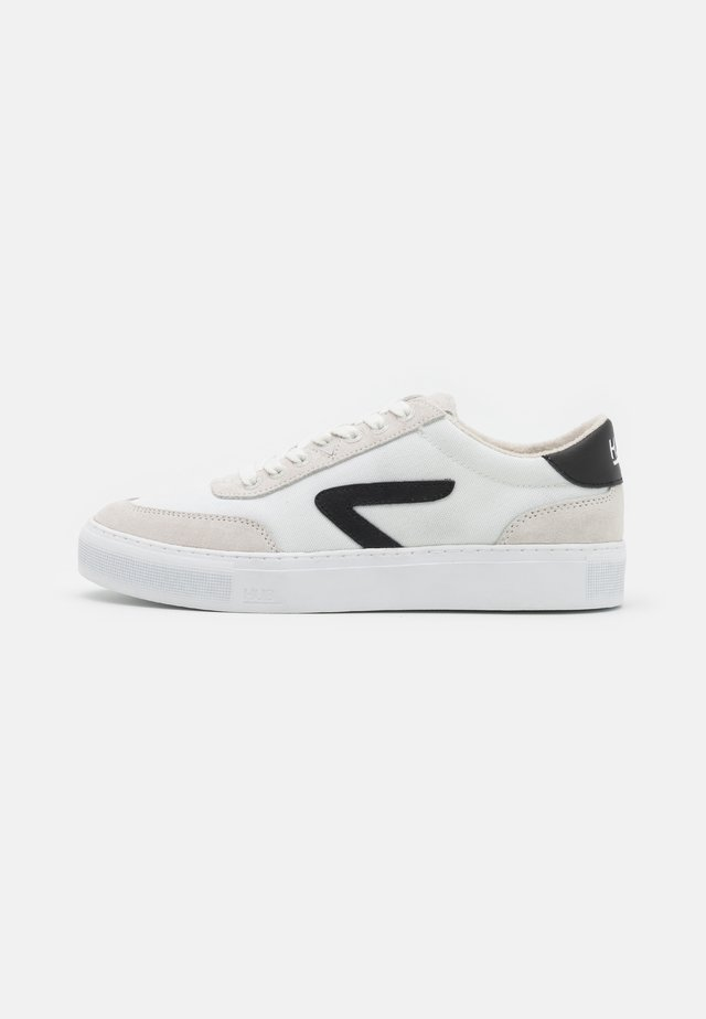 BREAK - Sneakers laag - white/black