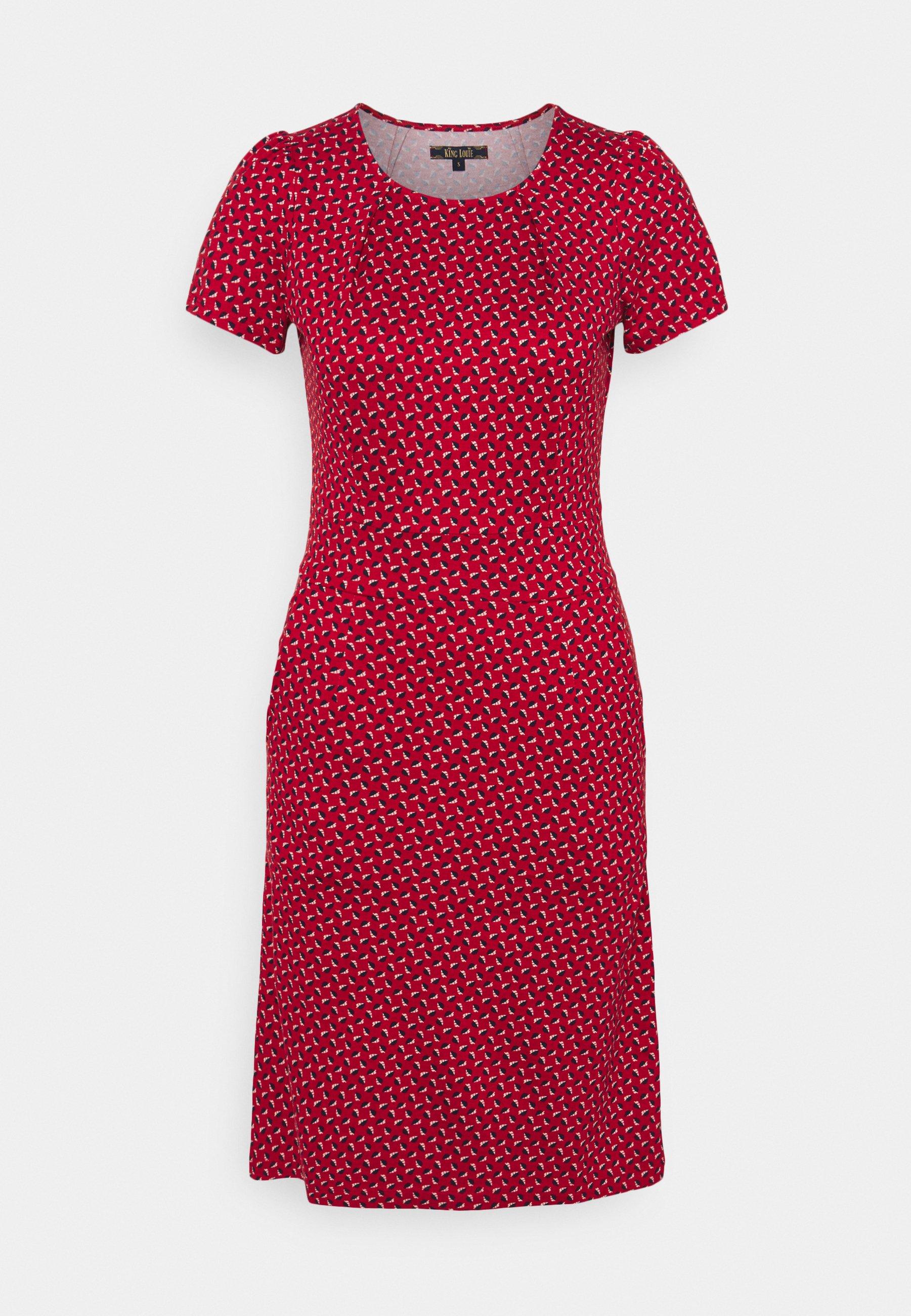 Women MONA DRESS RANCHO - Jersey dress