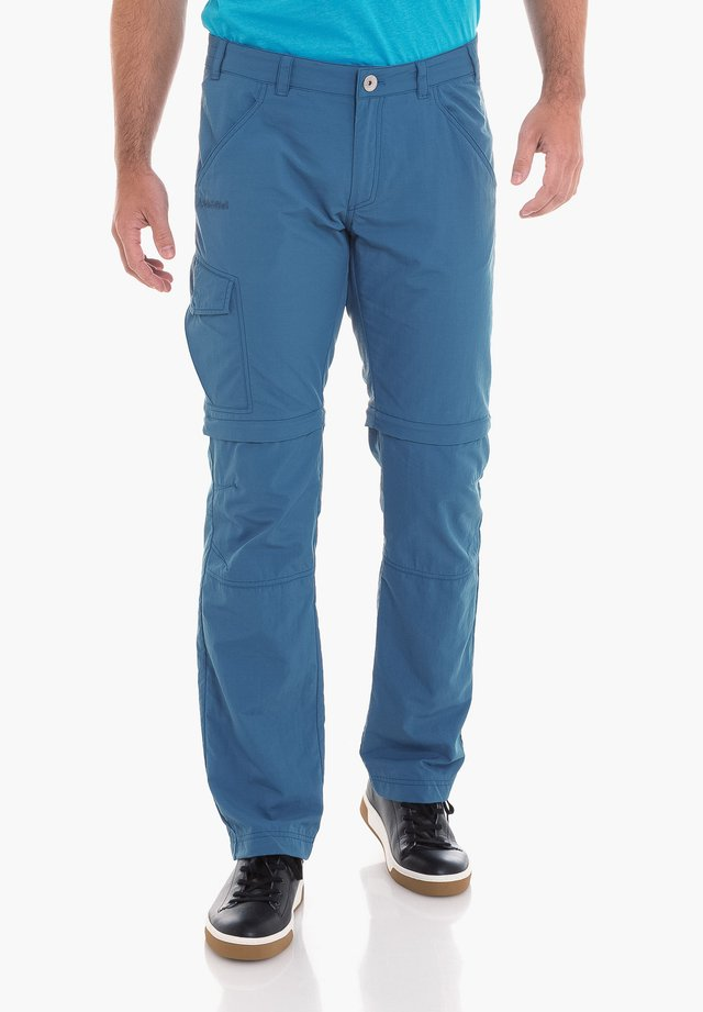 Schöffel Zipp - Outdoor trousers - blau