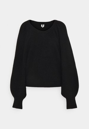SWEATER - Jumper - black