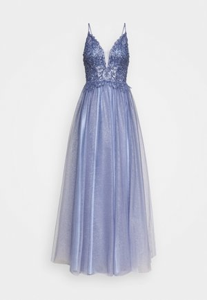 Occasion wear - steel blue