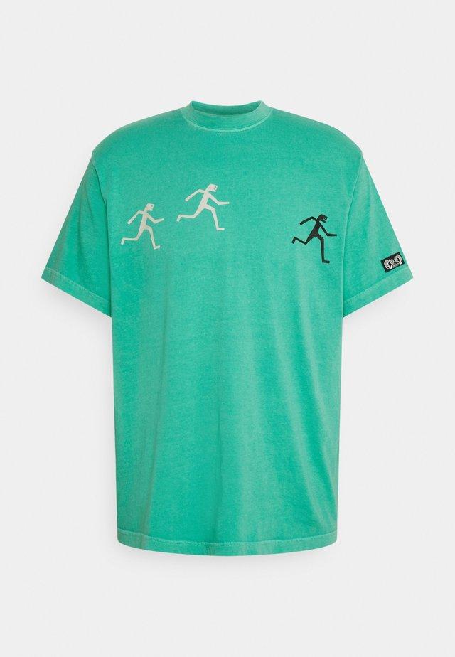 SUMMIT - T-shirts print - atlantis