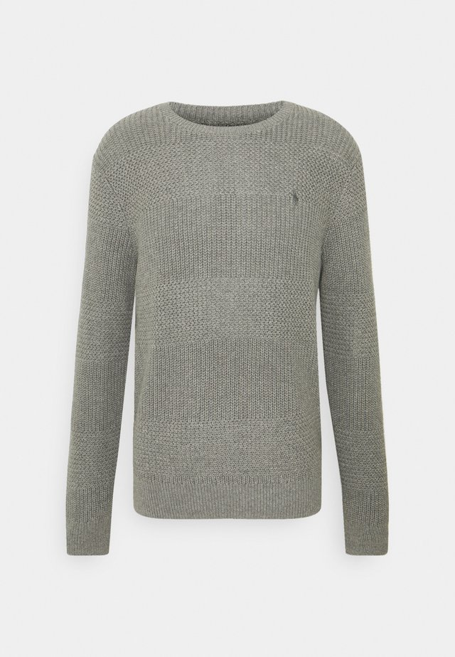 Maglione - fawn grey heather