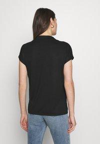 Esprit Collection - FLOW - Basic T-shirt - black - 2