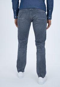 Tommy Hilfiger - Straight leg jeans - grey denim - 1