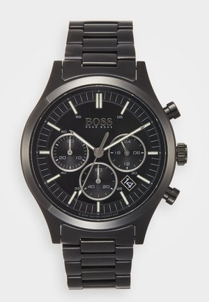 METRONOME - Chronograph watch - black