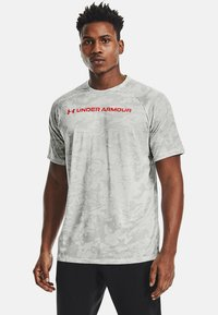 Under Armour - Print T-shirt - white - 0