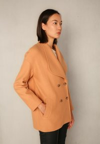 jeeij - Short coat - apricot - 3