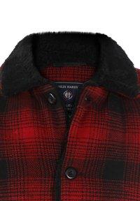 Felix Hardy - Summer jacket - red-black - 2