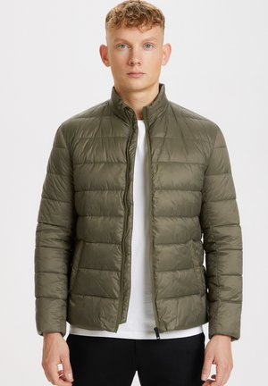 Outdoor jacket - olive night