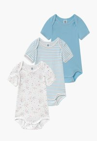 Sanetta - BABY 3 PACK - Body - white - 0