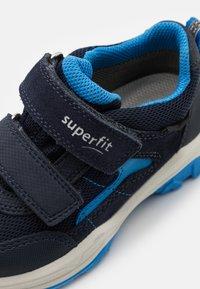 Superfit - JUPITER - Tenisky - blau - 5