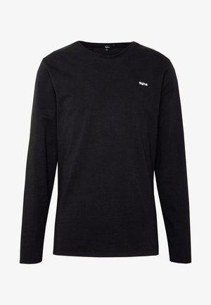 HEIN LONG SLEEVE - Long sleeved top - black