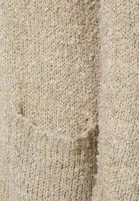 JDY - JDYNEWDELIGHT CARDIGAN - Cardigan - cement/melange - 2