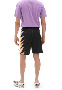 Vans - MN CRAGS BOARDSHORT - Swimming shorts - black - 1