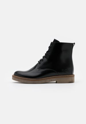 OXIGENO - Ankle boots - flat black