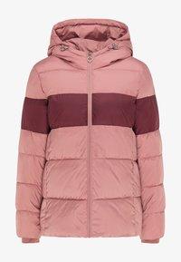 myMo - Winter jacket - rosa bordeaux - 4