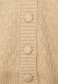 YAS Tall - YASBRIVA - Cardigan - cuban sand - 2