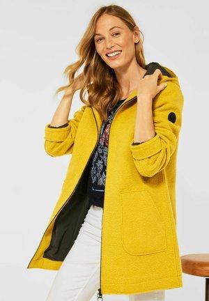 OUTDOOR  - Winter coat - gelb