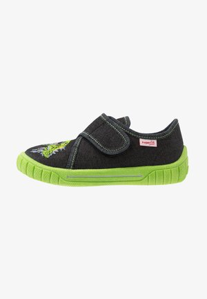 BILL - Slippers - schwarz