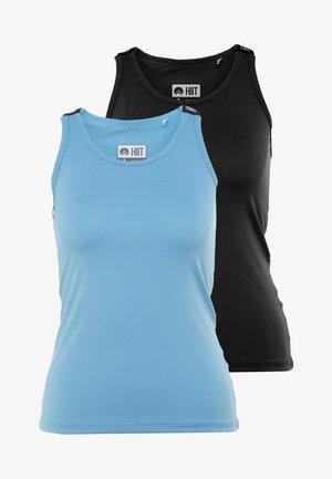 2 PACK - Linne - blue/black