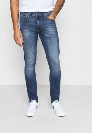 LUKE - Slim fit jeans - mid bold kansas