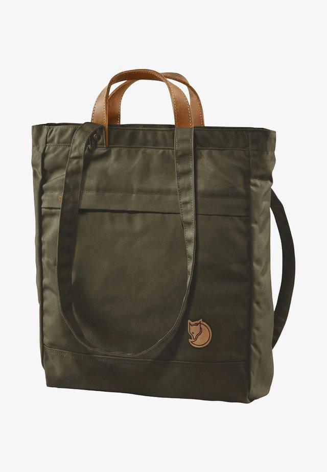 Across body bag - dark olive
