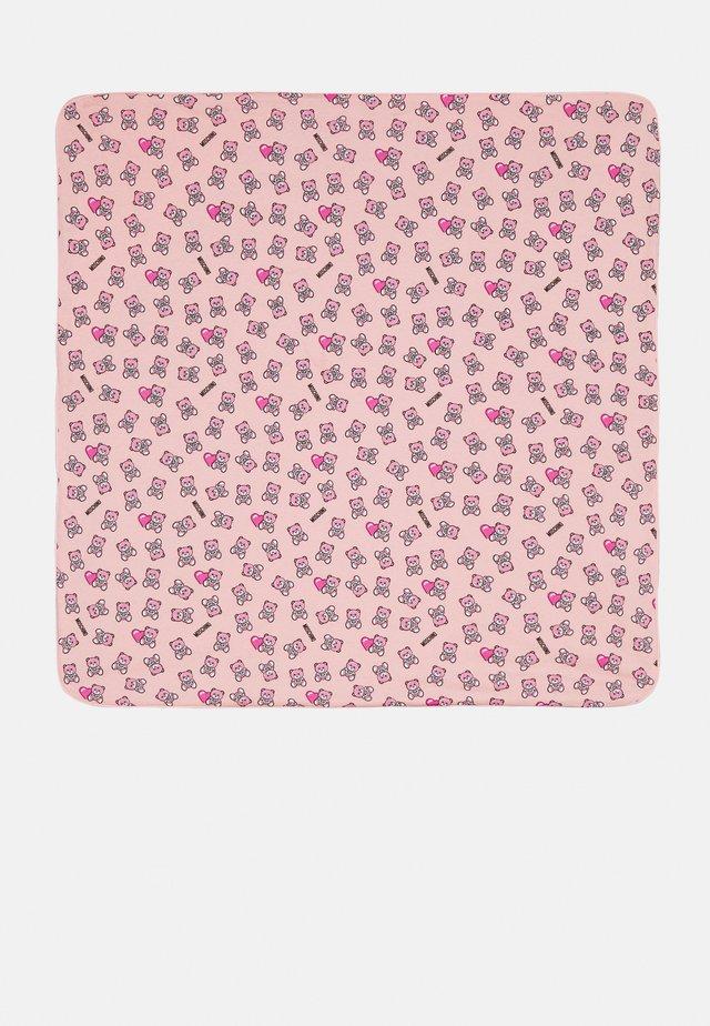 BLANKET - Boxkleed - pink