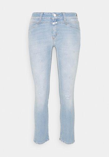 STARLET - Džíny Slim Fit - light blue