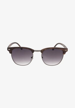 CAIRO - Sunglasses - wood print