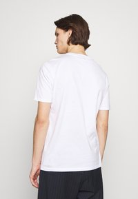 HUGO - DURNED - T-shirt - bas - white - 2