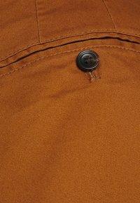 Scotch & Soda - STUART CLASSIC - Chino kalhoty - tabacco - 5