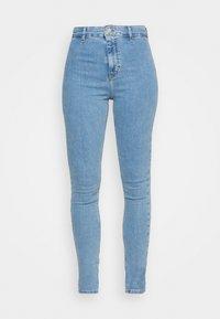 Topshop - JONI - Jeans Skinny Fit - bleach - 4