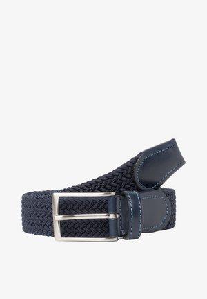 Braided belt - marine