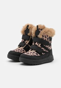 Pax - UNISEX - Winter boots - black - 1