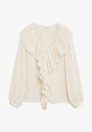 BRIDA - Blouse - nude