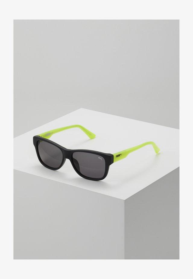 SUNGLASS KID  - Sluneční brýle - black/green/grey