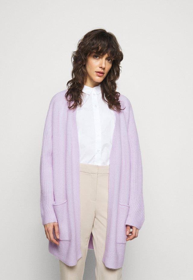 URSULA - Strickjacke - light purple