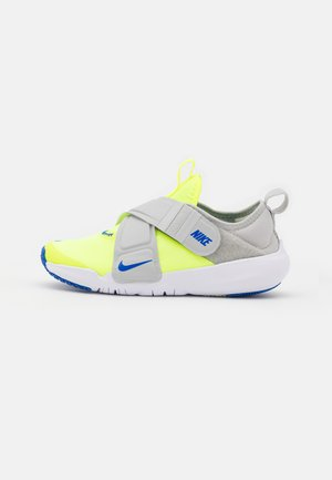 FLEX ADVANCE BP UNISEX - Sneakers - volt/game royal/grey fog
