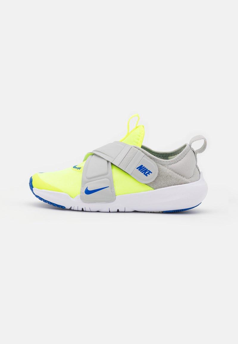 Nike Sportswear - FLEX ADVANCE BP UNISEX - Trainers - volt/game royal/grey fog