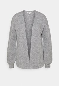 Esprit - CARDIGAN - Cardigan - light grey - 0