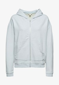 edc by Esprit - Zip-up sweatshirt - light blue lavender - 8