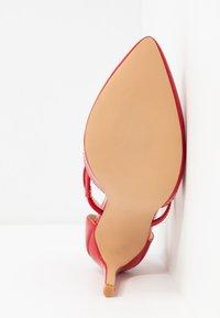 Even&Odd - Zapatos altos - red - 6
