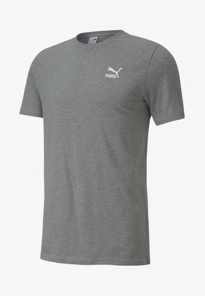 CLASSICS  - Basic T-shirt - medium gray heather