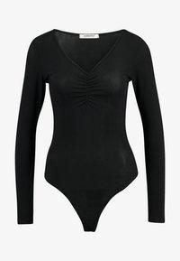 Glamorous - Long sleeved top - black - 3