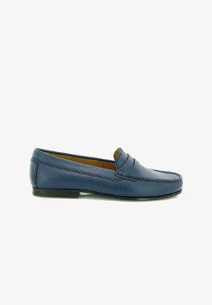 YOKI LOAFERS - Mocassins - blue